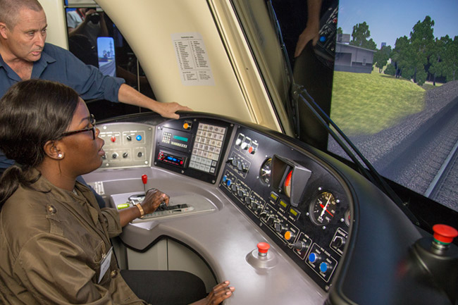 Training for the Future and the Rail Academy